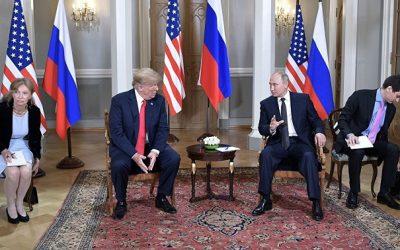 cuộc gặp gỡ giữa tổng thống Nga và Mỹ