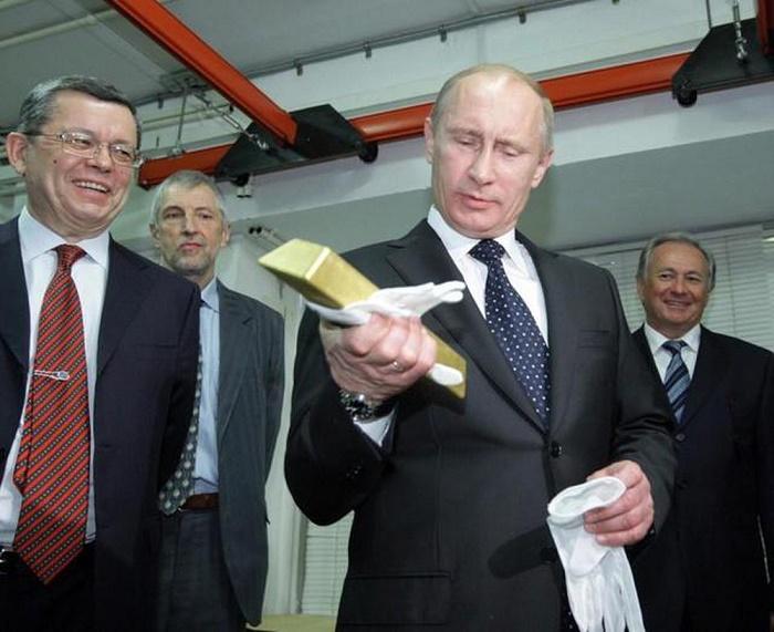 tổng thống Nga