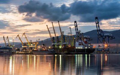 cảng biển phía bắc