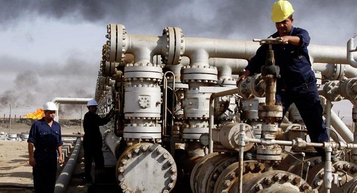 ngành dầu thô ở nga