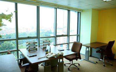 Văn phòng có view đẹp