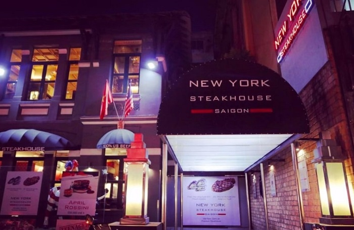 New York Steakhouse Sài Gòn