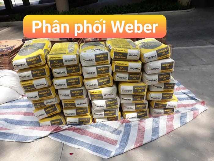 Weber cung cấp nhiều sản phẩm, thích hợp cho nhiều khu vực khác nhau