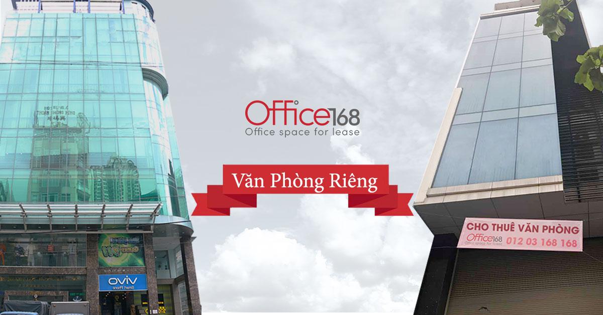 Tòa nhà cho thuê của Office168