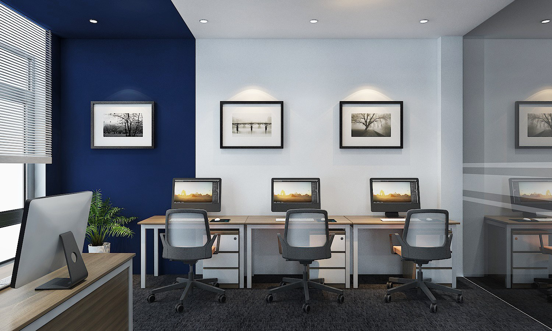 cơ sở vật chất văn phòng ảo