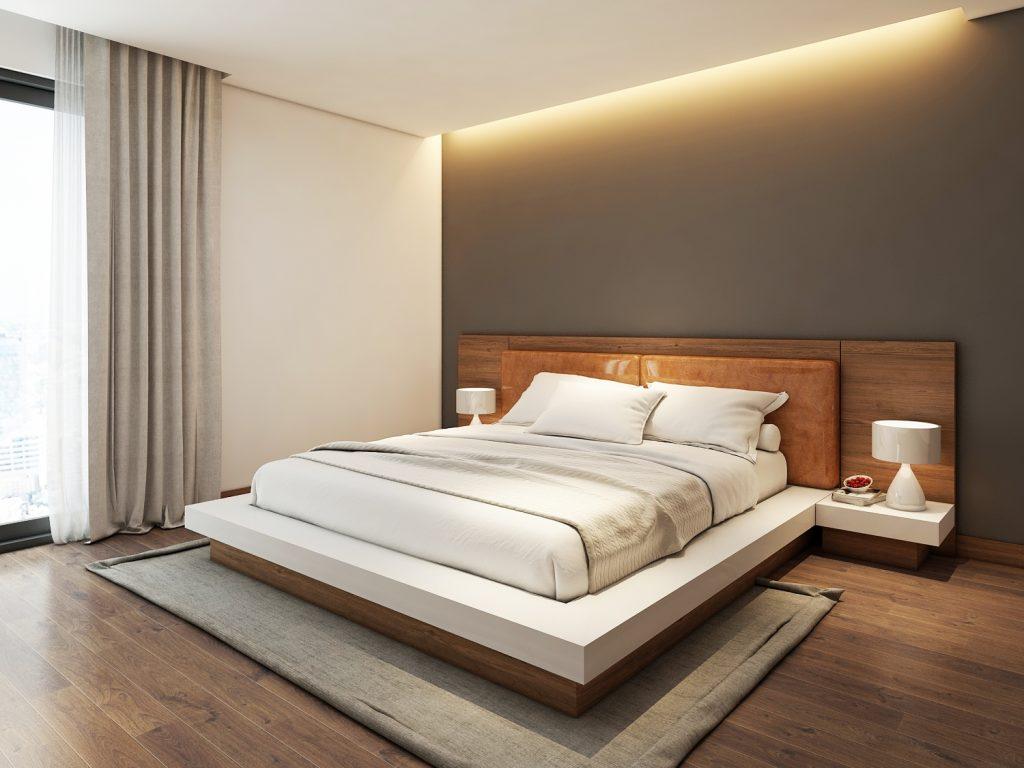 Bố trí giường ngủ