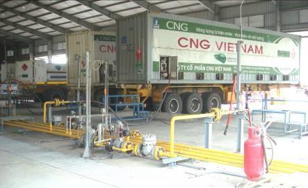 CNG đơn vị cung cấp khí nén bậc nhất Việt Nam